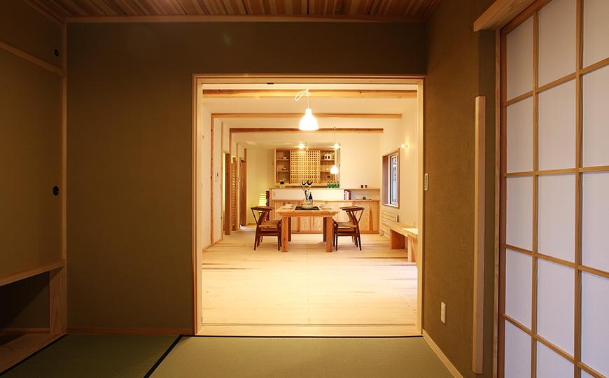 方木田の家